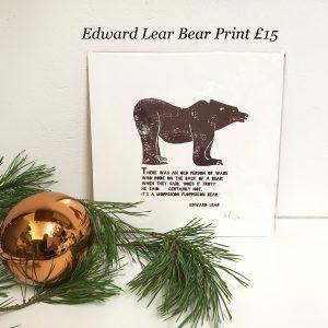 Bear-print