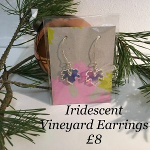 Iridescentearrings