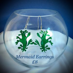 Mermaid-Earrings