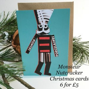 Nutcrackercards